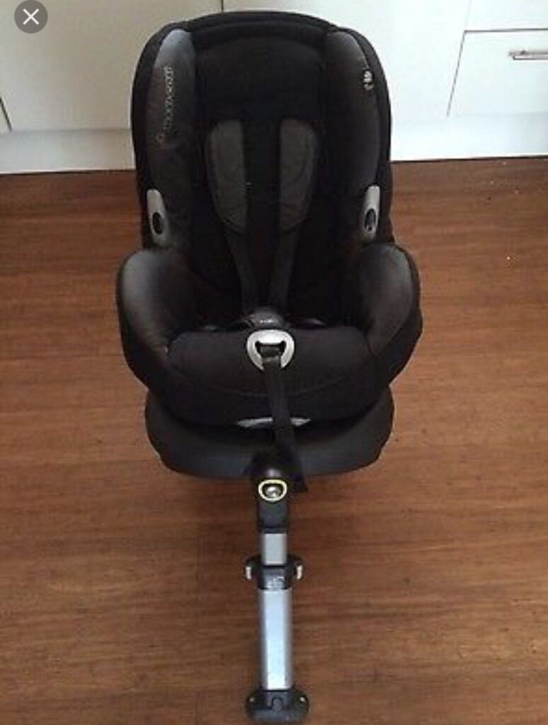 maxi cosi car seat with isofix base in cyncoed cardiff. Black Bedroom Furniture Sets. Home Design Ideas
