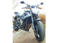 Yamaha XJ6N (2009) - Fresh Service incl 12Mths MOT, new Tyres + Chain, Givi Box, Heated Grips