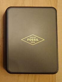 Fossil Ingram RFID Magnetic Card Case