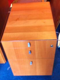 office pedestal 3 drawers