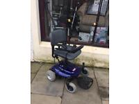Electric wheelchair Travel size