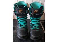 Snowboard boots Nike Zoom Force 1