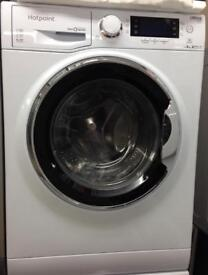 ***NEW Hotpoint 9kg 1600 spin washing machine for SALE with 1 year guarantee***