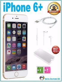Apple iPhone 6 Plus - 16GB Gold- Unlocked SIM Free Smartphone