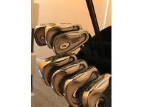 Wilson Counter Torque Golf Clubs