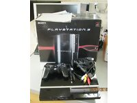Ps3 Playstation 3 Three Games Console For Sale In Leicester Leicestershire 40gb Complete & Boxed