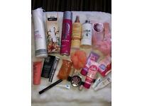 Huge bundle! Hair. Make up. Perfume. Cosmetics. Self tan. Toiletries.