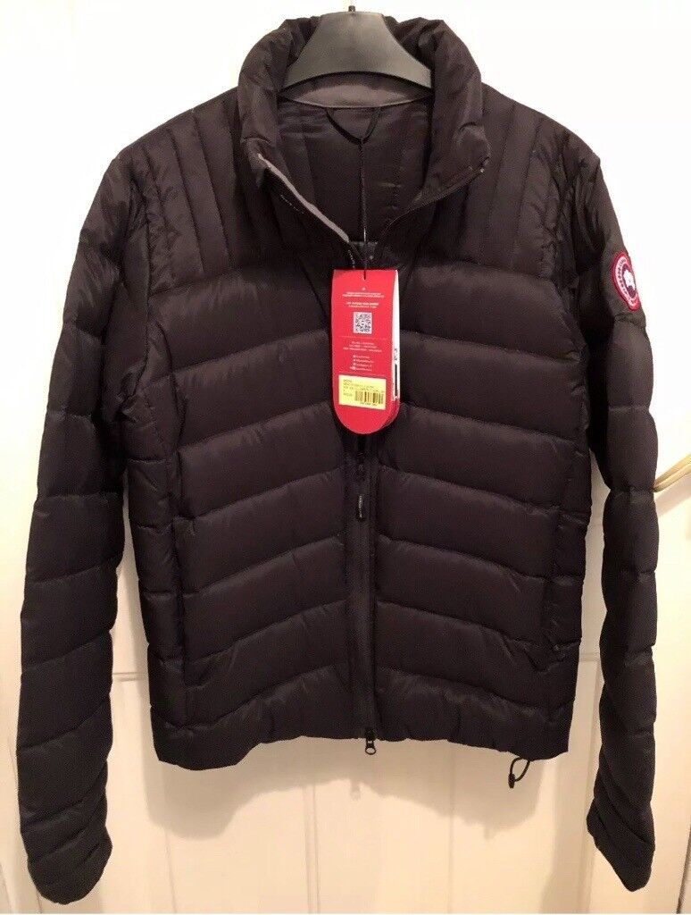 017839f1f Canada goose mens Brookvale jacket black & Graphite size small | in South  East London, London | Gumtree