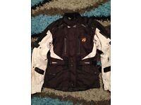 Akira sierra motorbike motorcycle jacket size L bargain!