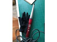 Babyliss Curling Wand perfect condition, perfect curls, 2285U