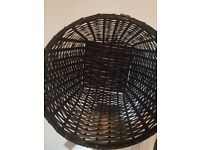 Wicker /large Laundry Basket