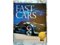 Car book - 'Fast Cars'