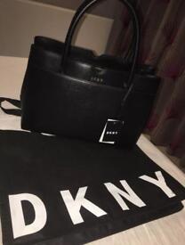 DKNY Sutton Textured Leather Handbag