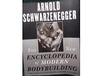 Arnold Schwarzenegger New Modern Body Building Encyclopedia