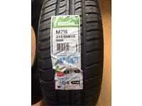 2 set of tyres M16 Mohawk (NEW)
