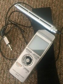 Olympus voice recorder