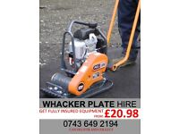 Whacker for Hire