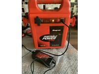 Snap on 12v portable power 1700 jump pack