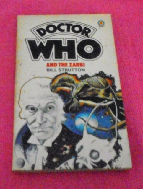 Doctor Who and the Zarbi LOCAL FREEPOST sc 1115