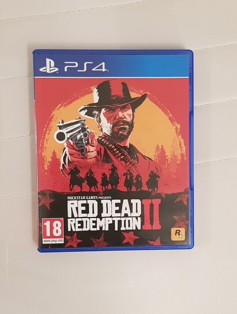 Red Dead Redemption 2 - Playstation 4 PS4 Game | in West Derby, Merseyside  | Gumtree