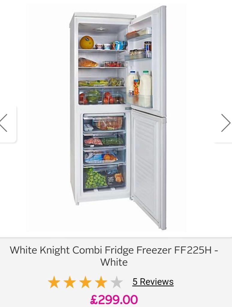 Fridge Freezer Available- hardly any use
