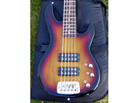 G&L L2500 tribute Bass Guitar -Leo Fender