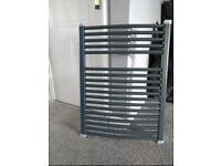 Heated towel radiator