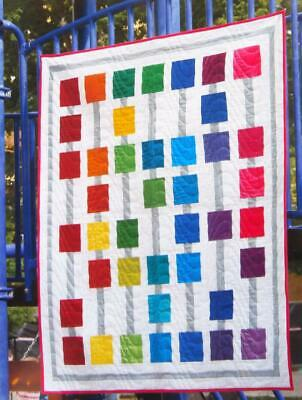 2 Quilt Patterns - ABACUS and GARDEN BOXES, from Magazine