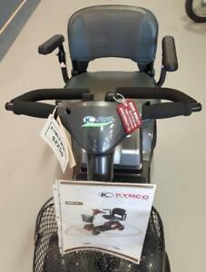New Kymco Scooters!