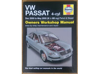VW Passat workshop manual