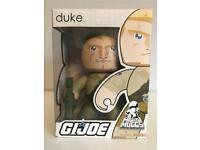 Mighty Muggs G.I Joe figure Duke, new in sealed box