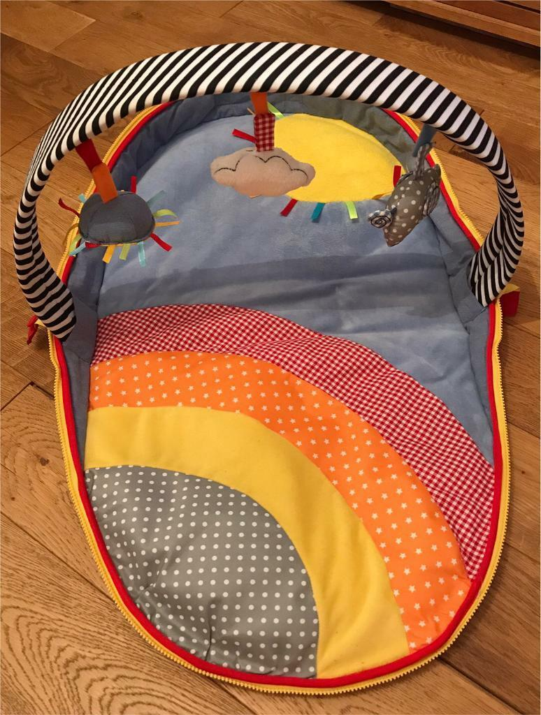 Very Handy - Travel Baby play mat / gym