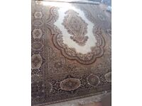 Traditional Large Wool Rug