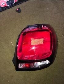 Genuine Citroen C1 2014-2018 rear light cluster (Offside)