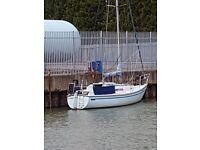 Sadler 26 / sail boat / yacht