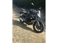 Yamaha, MT 125, 2019, 124 (cc)