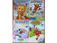 Rupert Annuals 1981 - 1993
