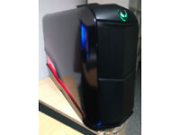 Powerful Alienware PC Core i5 SkyLake 16GB DDR4 GeForce GTX 770 1TB Black RGB case Win10 REFURBISHED
