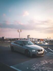 BMW 335i - 6 SPEED MANUAL - 400+HP (rare)