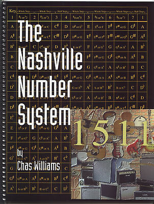 The Nashville Number System By Chas Williams Edition 6