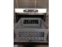 Compact Undercounter Glass Washer For Sale