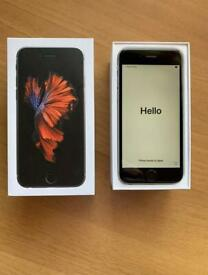 iPhone 6s unlocked space grey good condition