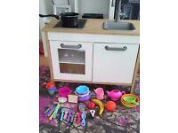 Childs kitchen unit
