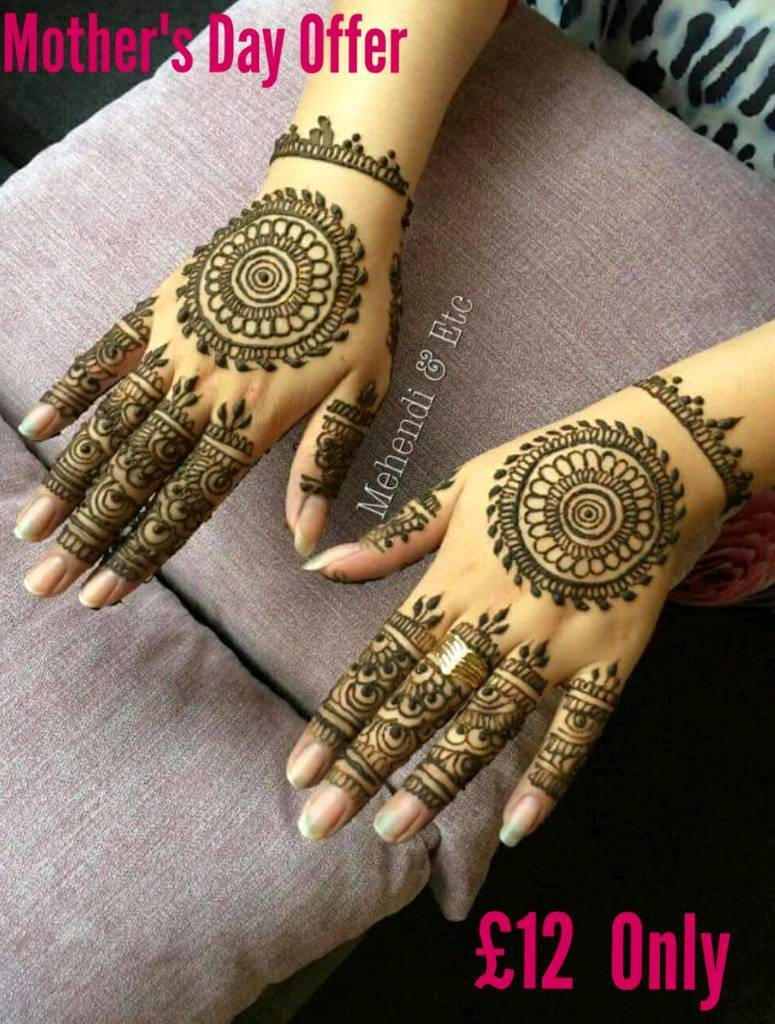 ****25% off on bridal Book Now: Henna Artist on your Budgets
