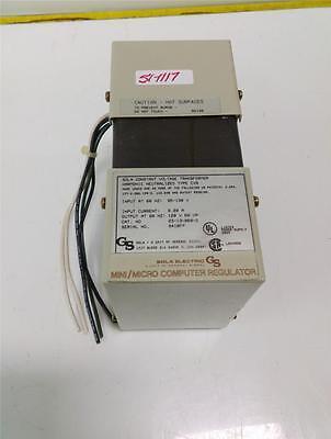 Sola Constant Voltage Transformer Type Cvs 23-13-060-2