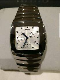 Rado Sintra Chronograph 538.0434.3 Excellent Condition - Like NEW
