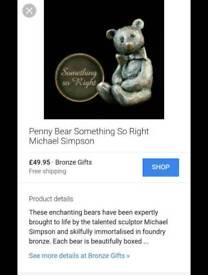 Penny bear
