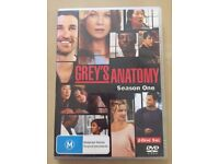 GREY'S ANATOMY TV SERIES DVD BOXSET SEASON 1