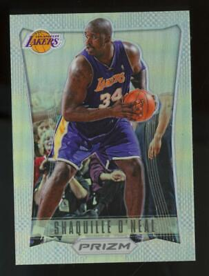 2012 Panini Prizm Silver #166 Shaquille O'Neal