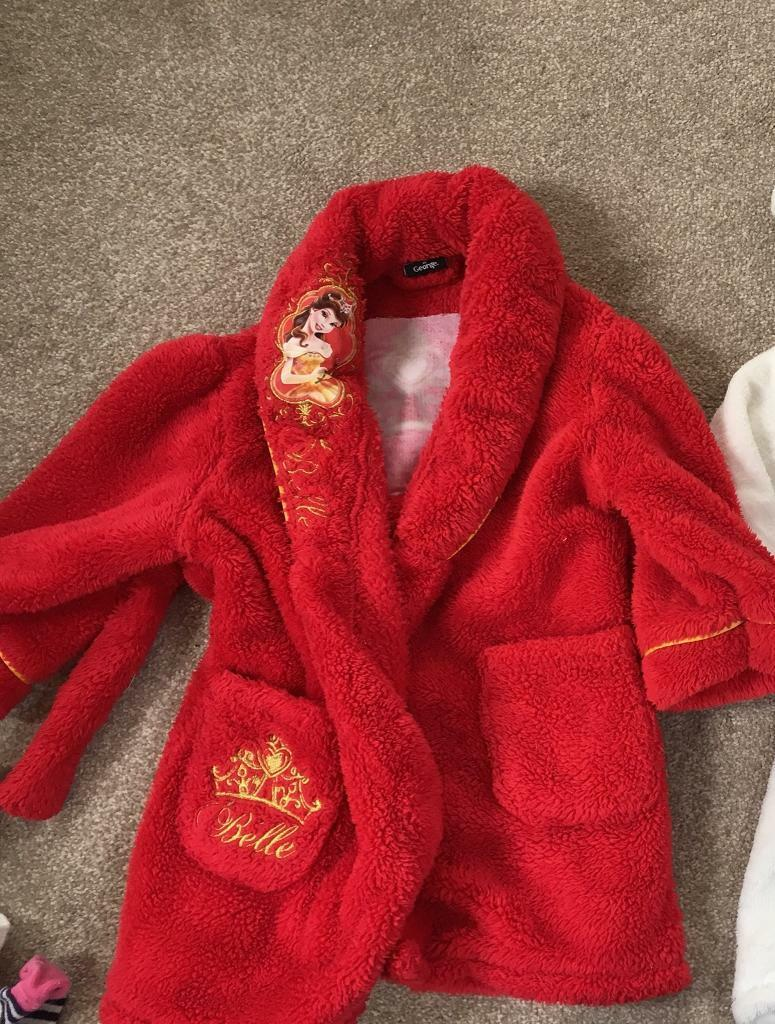 Beauty & the beast dressing gown 18-24 months | in Coventry, West ...